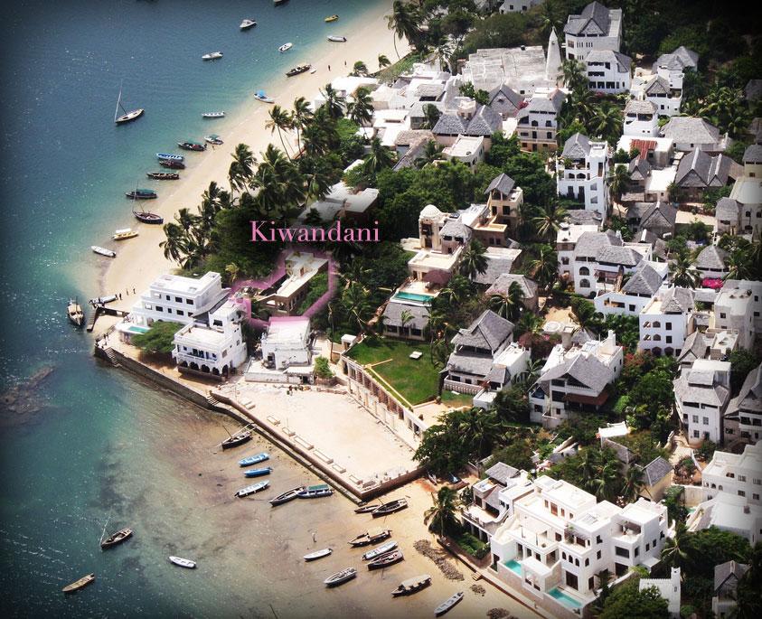 Kiwandini House location photo